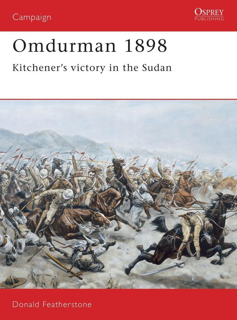 Omdurman, 1898 als Taschenbuch