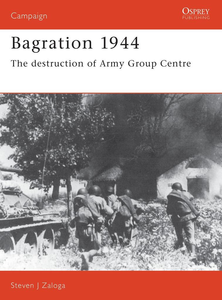 Bagration, 1944 als Taschenbuch