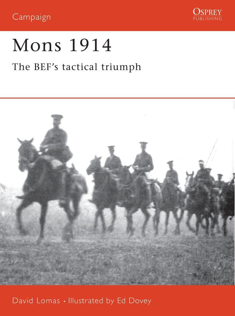 Mons, 1914 als Taschenbuch