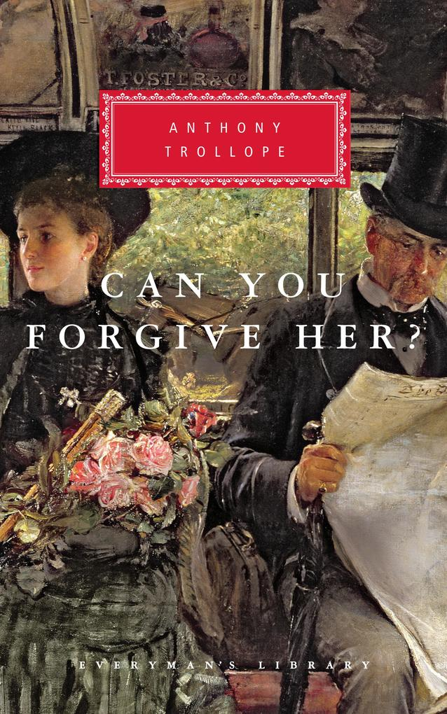 Can You Forgive Her? als Buch