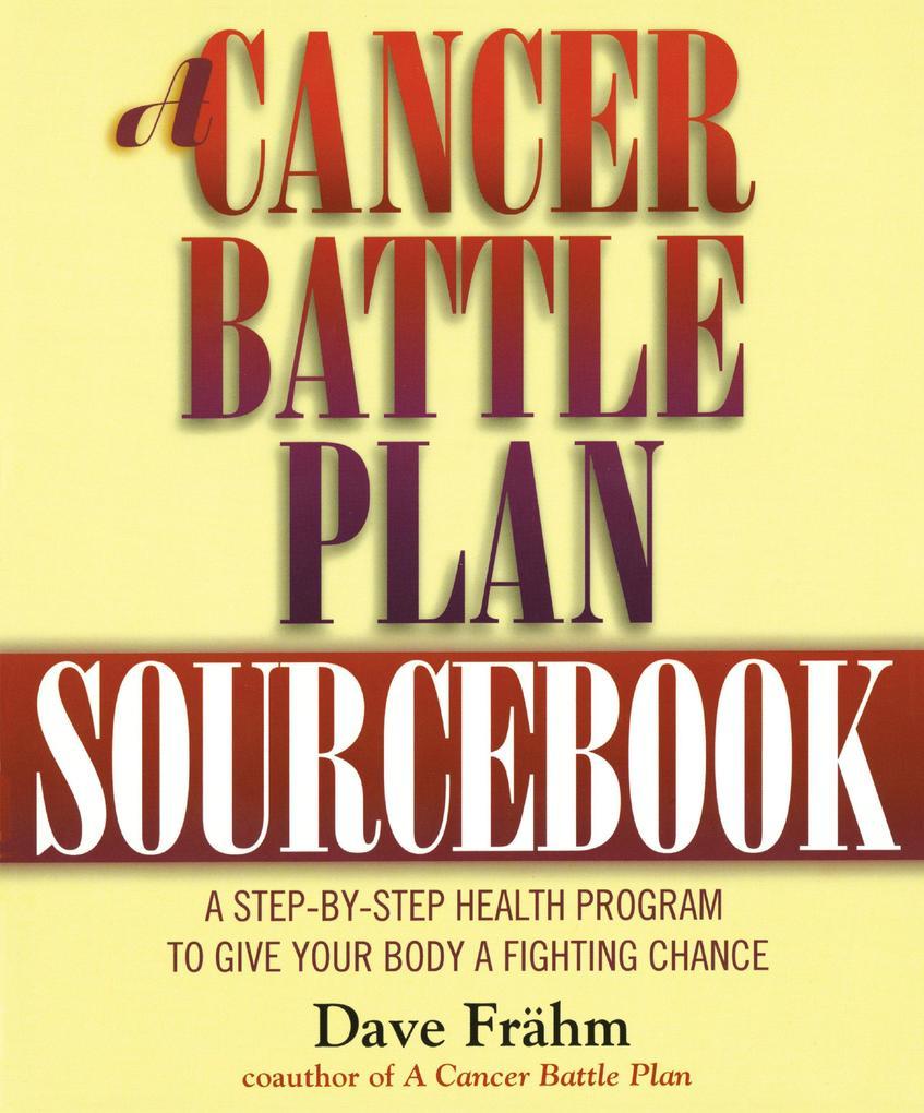 Cancer Battle Plan Sourcebook als Taschenbuch