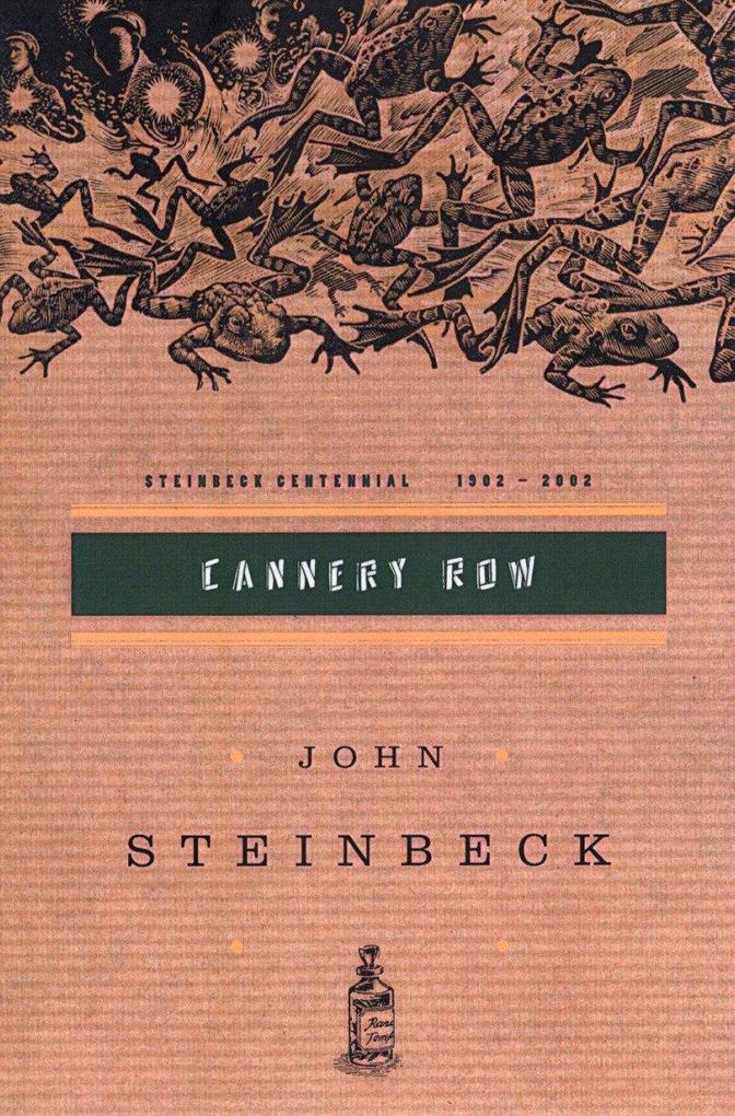Cannery Row: (Centennial Edition) als Taschenbuch