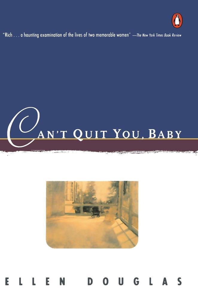Can't Quit You, Baby als Taschenbuch