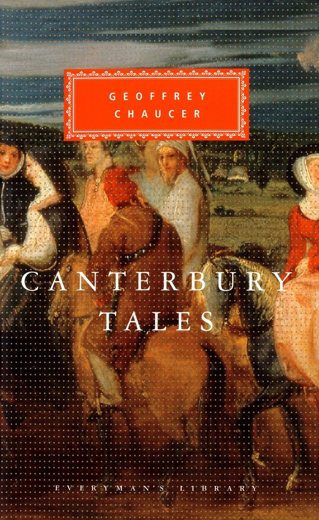 Canterbury Tales als Buch