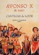 Cantigas de Loor: Alfonso X El Sabio als Taschenbuch