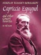 Capriccio Espagnol and Other Concert Favorites in Full Score