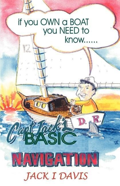 Captian Jack's Basic Navigation als Taschenbuch
