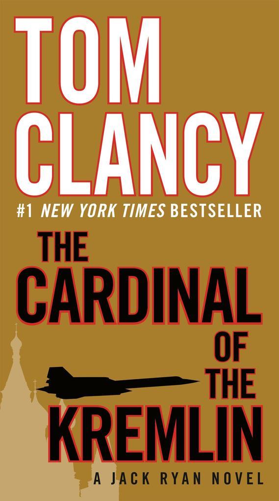 The Cardinal of the Kremlin als Taschenbuch