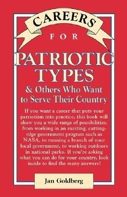 Careers for Patriotic Types & Others Who Want to Serve Their Country als Buch