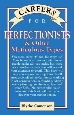 Careers for Perfectionists & Other Meticulous Types als Buch