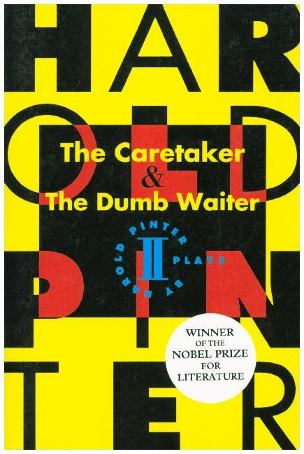 The Caretaker / The Dumb Waiter als Taschenbuch