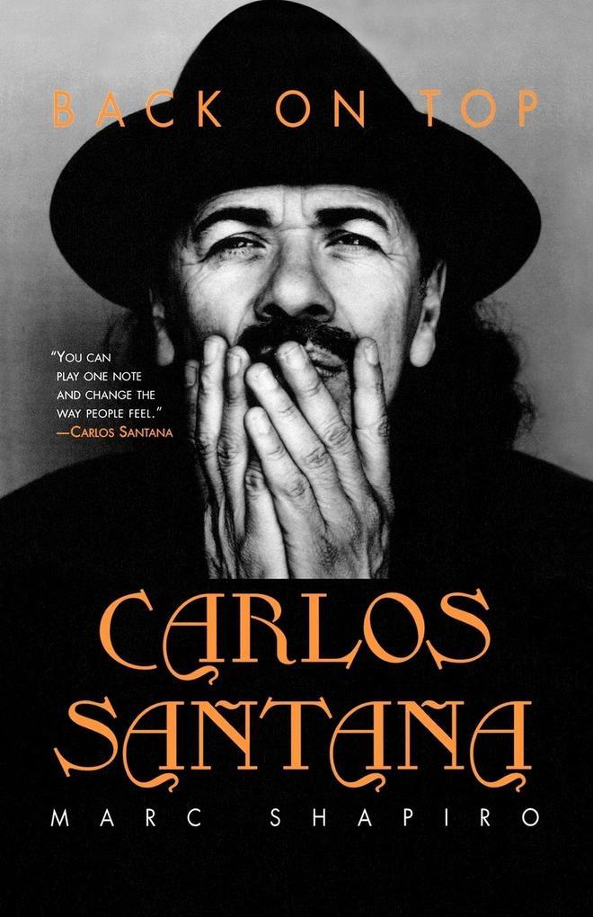 Carlos Santana als Taschenbuch