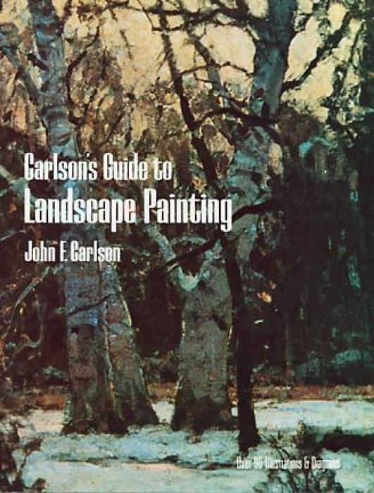 Carlson's Guide to Landscape Painting als Taschenbuch