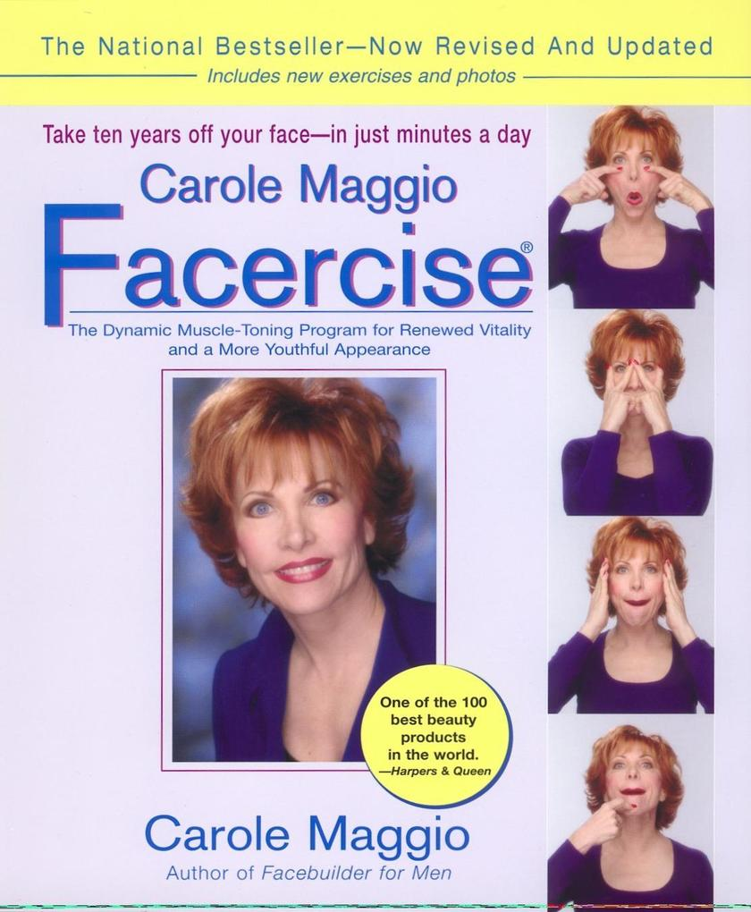 Carole Maggio Facercise (R) (Revised) als Taschenbuch
