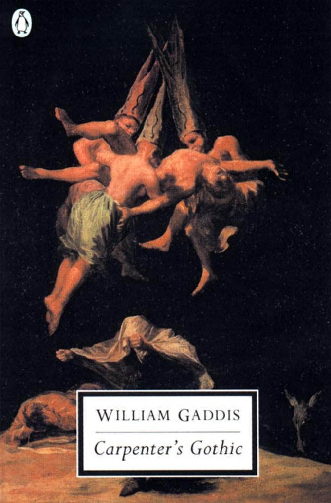 Carpenter's Gothic als Taschenbuch
