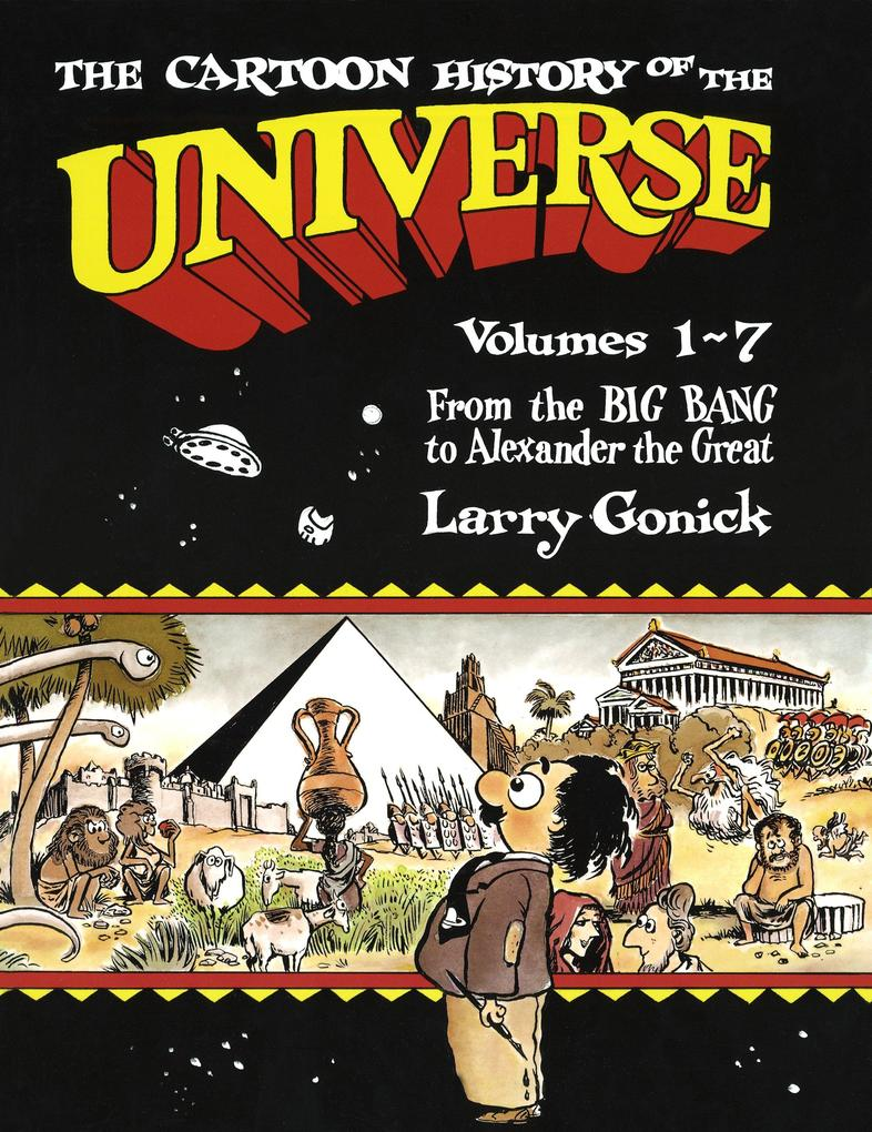 Cartoon History of the Universe als Taschenbuch
