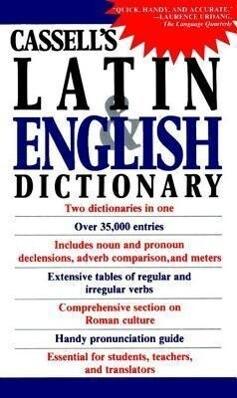 Cassell's Concise Latin and English Dictionary als Taschenbuch