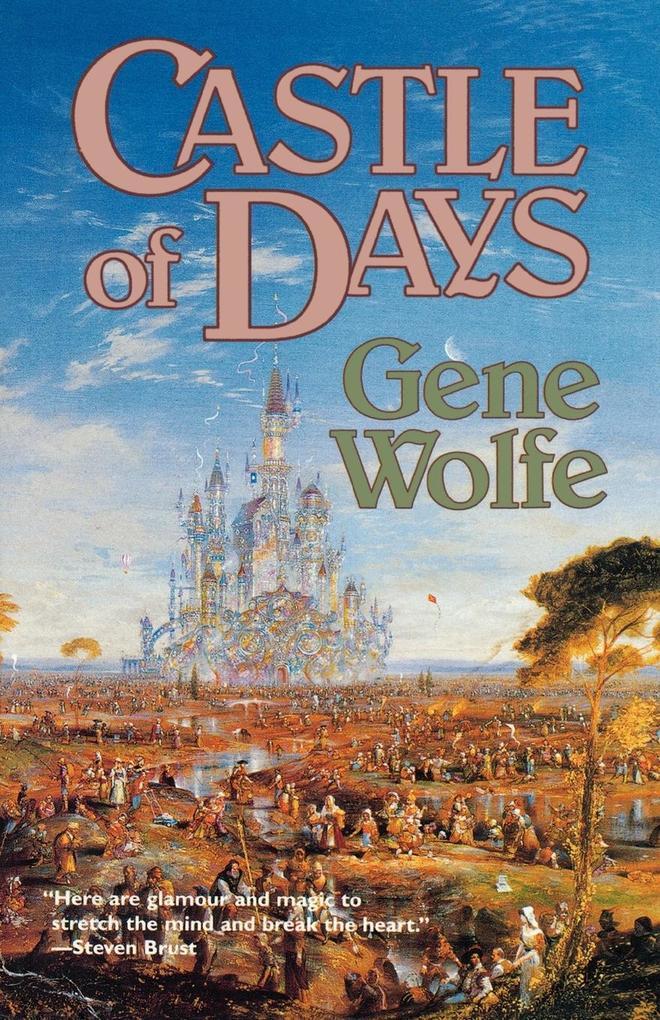 Castle of Days als Taschenbuch
