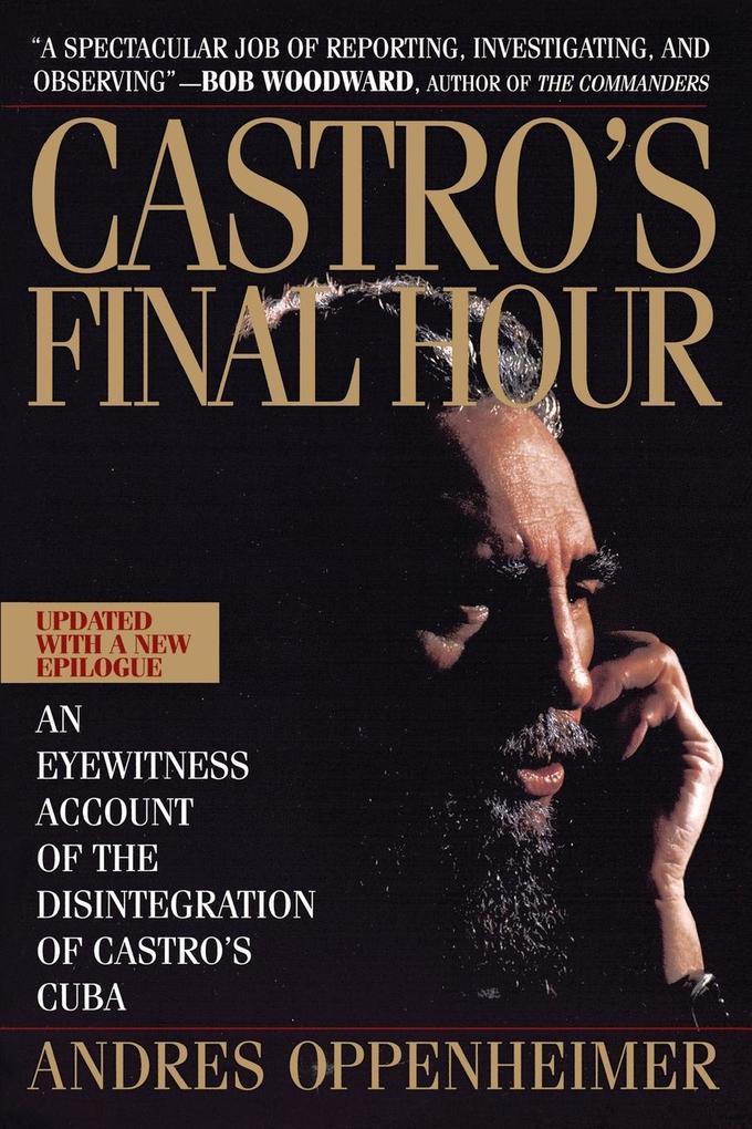 Castro's Final Hour als Taschenbuch