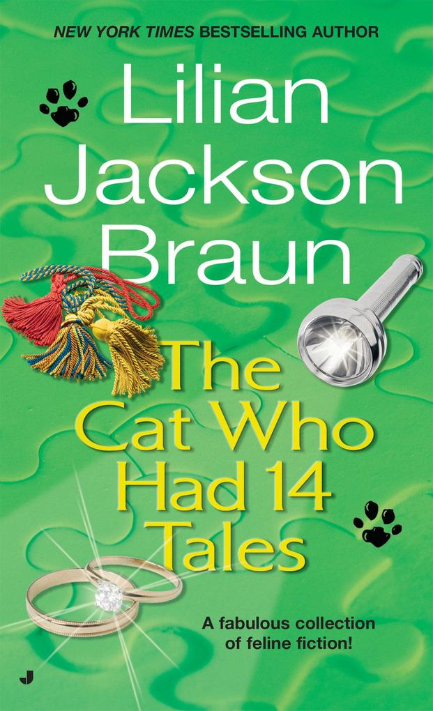 The Cat Who Had 14 Tales als Taschenbuch