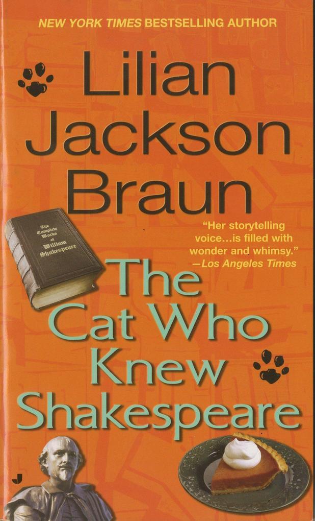 The Cat Who Knew Shakespeare als Taschenbuch