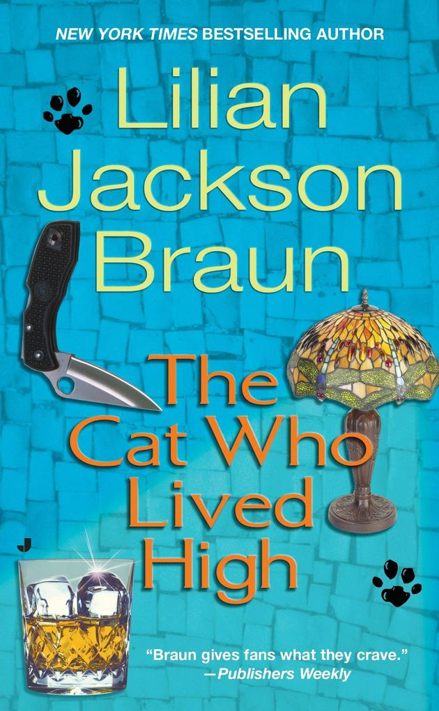 The Cat Who Lived High als Taschenbuch
