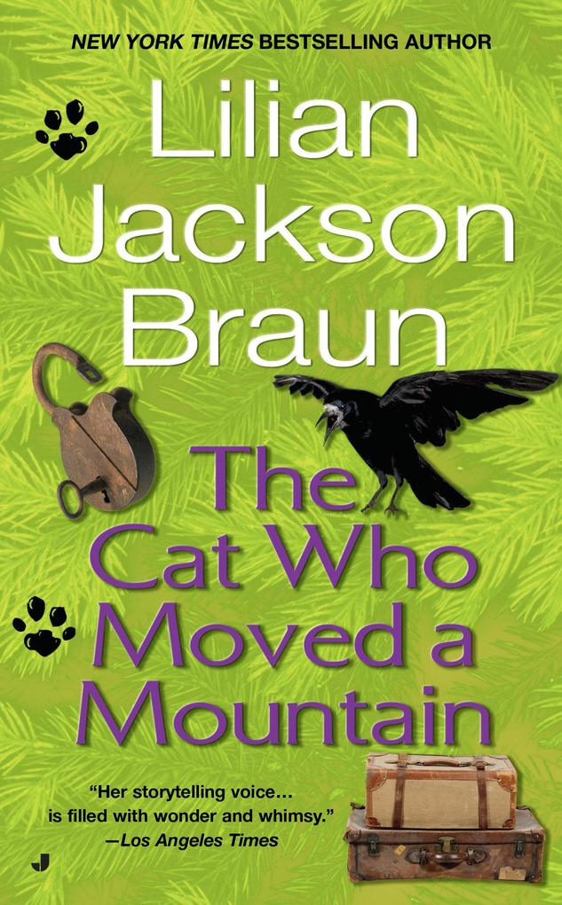 The Cat Who Moved a Mountain als Taschenbuch