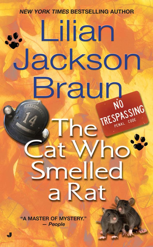 The Cat Who Smelled a Rat als Taschenbuch