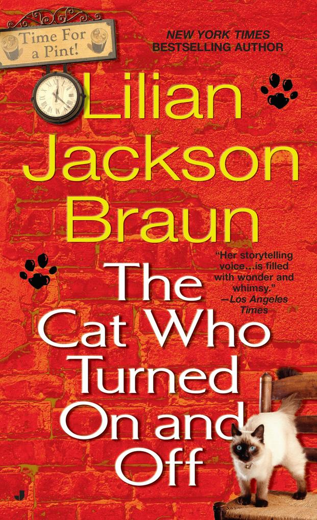 The Cat Who Turned On and Off als Taschenbuch