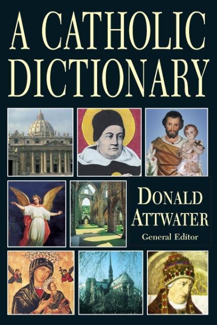 A Catholic Dictionary als Taschenbuch
