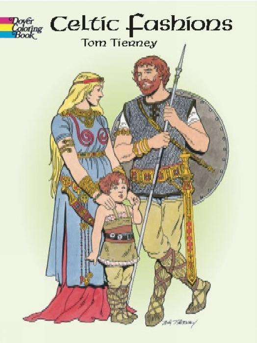 Celtic Fashions als Taschenbuch