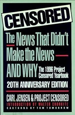 Censored 1996: The 1996 Project Censored Yearbook als Taschenbuch