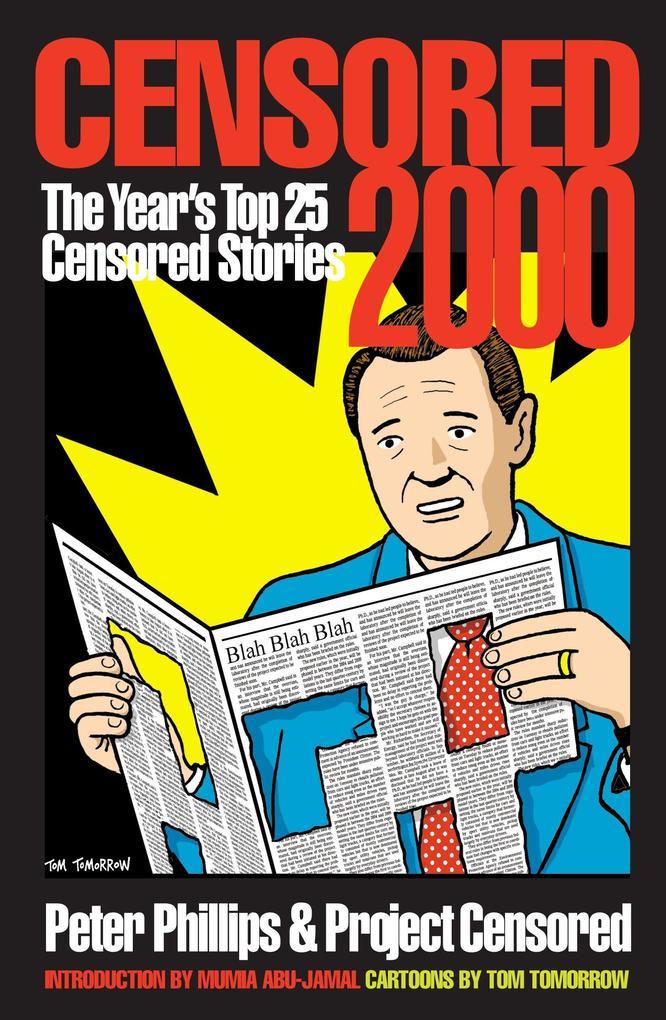 Censored 2000: The Year's Top 25 Censored Stories als Taschenbuch