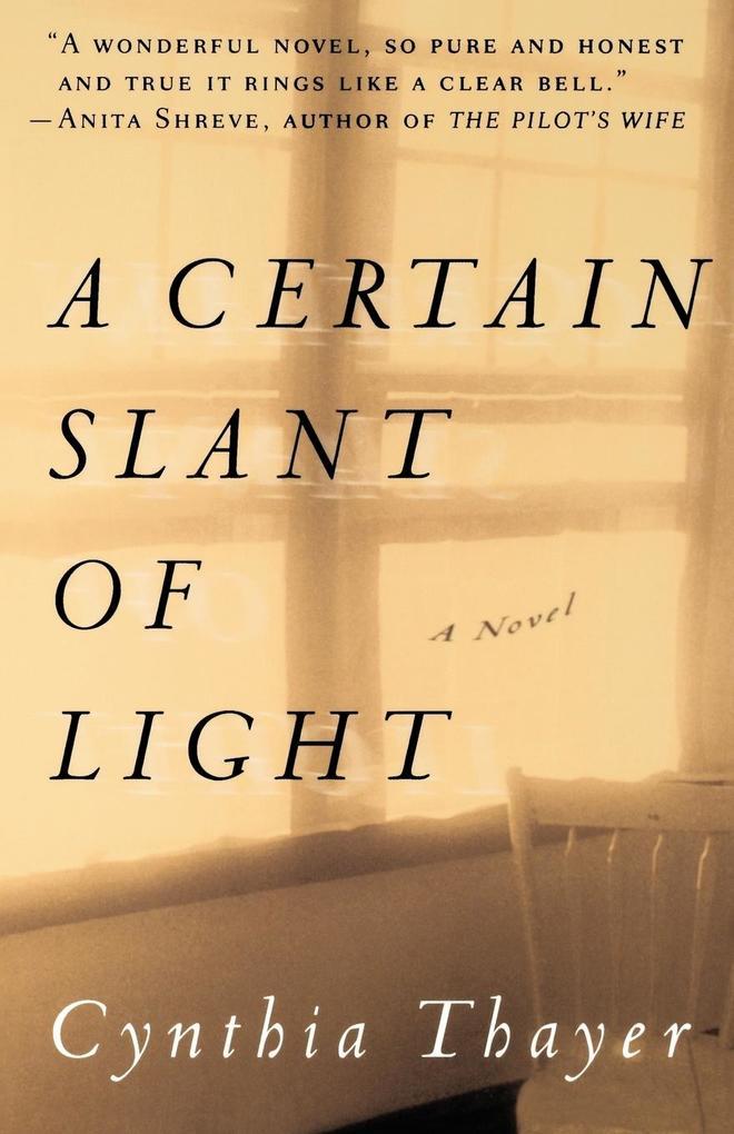 A Certain Slant of Light als Taschenbuch