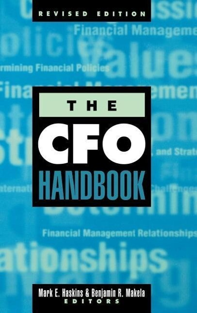 The CFO Handbook als Buch