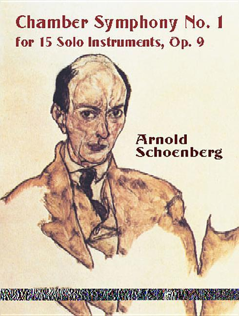 Chamber Symphony No. 1 for 15 Solo Instruments, Op. 9 als Taschenbuch