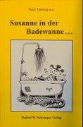 Susanne in der Badewanne...