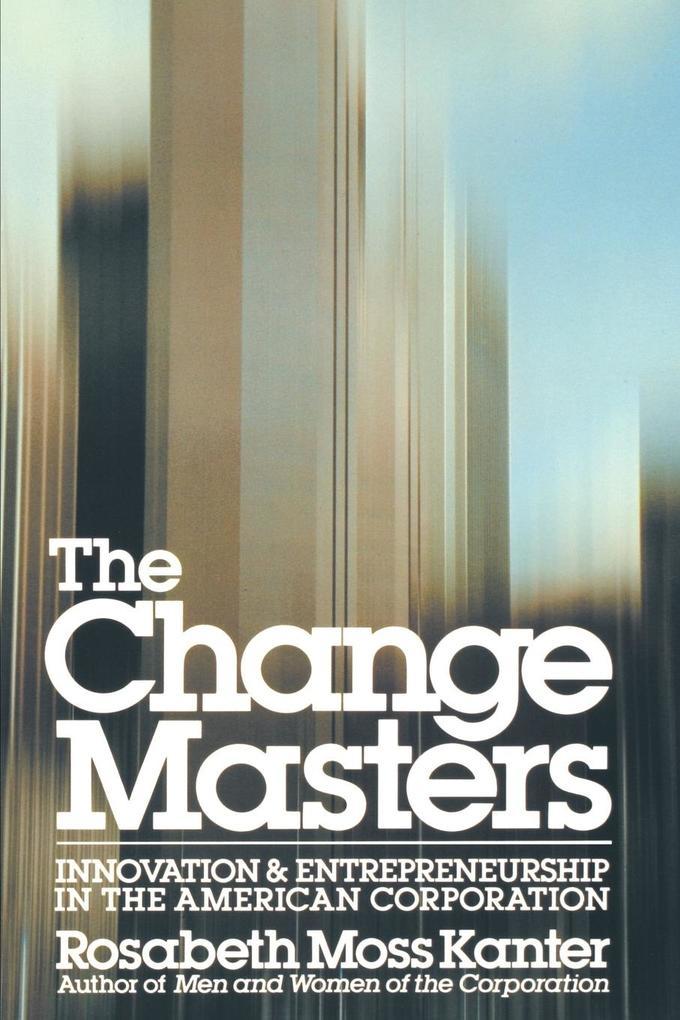 Change Masters als Buch
