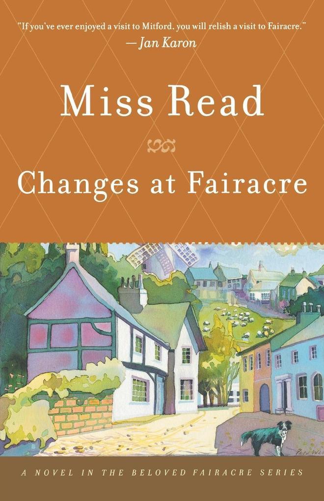 Changes at Fairacre als Taschenbuch