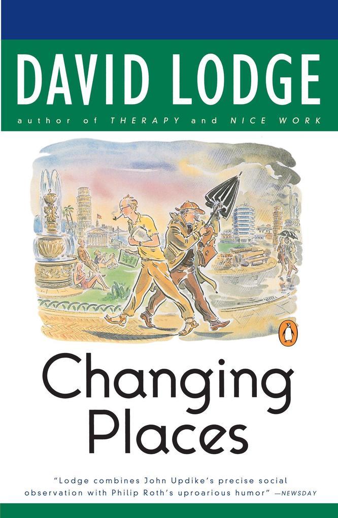 Changing Places als Taschenbuch