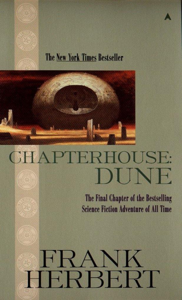 Chapterhouse: Dune als Taschenbuch