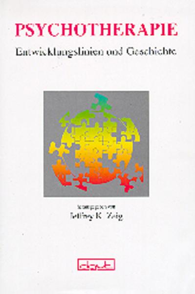 Psychotherapie als Buch von