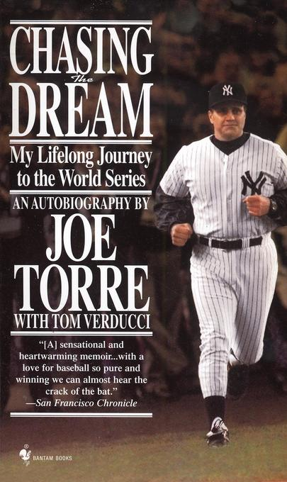 Chasing the Dream: My Lifelong Journey to the World Series als Taschenbuch