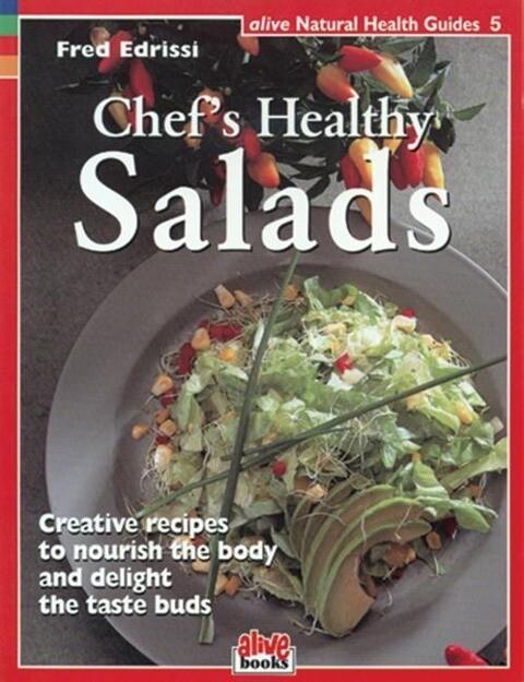 Chef's Healthy Salads als Taschenbuch