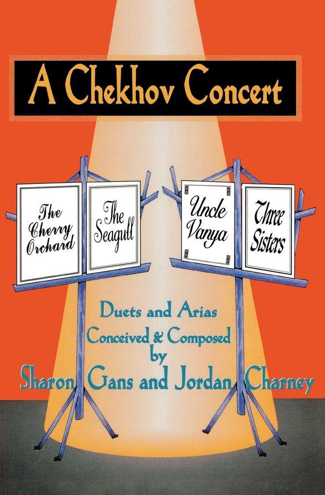 A Chekhov Concert als Taschenbuch