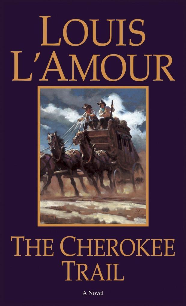 Cherokee Trail als Taschenbuch