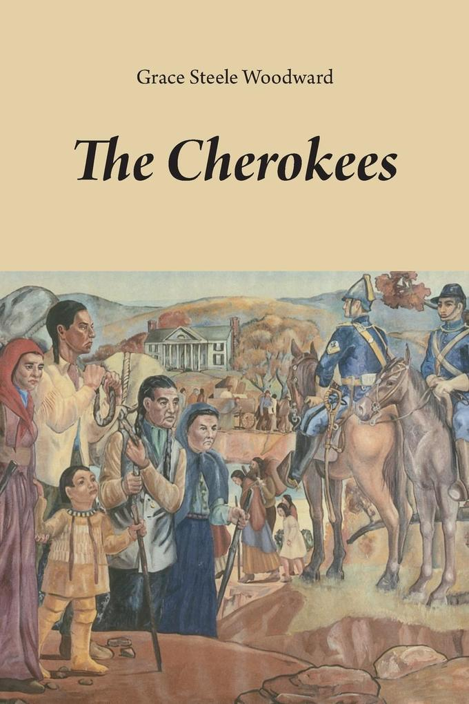The Cherokees als Taschenbuch