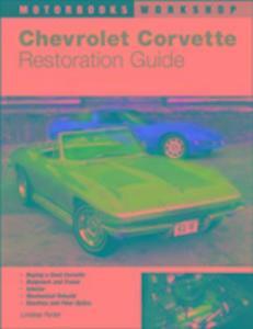 Chevrolet Corvette Restoration als Taschenbuch