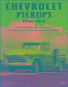 Chevrolet Pickups, 1946-72 als Taschenbuch