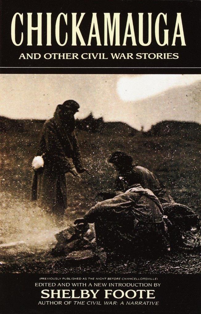 Chickamauga: And Other Civil War Stories als Taschenbuch